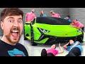 Last To Take Hand Off Lamborghini, Keeps It