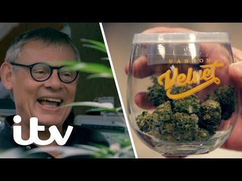 Martin Visits a Cannabis Farm in Washington State! | Martin Clunes: Islands of America | ITV