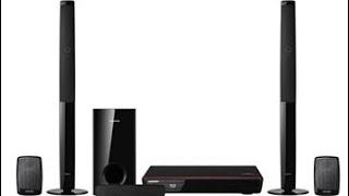 Blu-ray home cinema system Samsung HT- BD1252