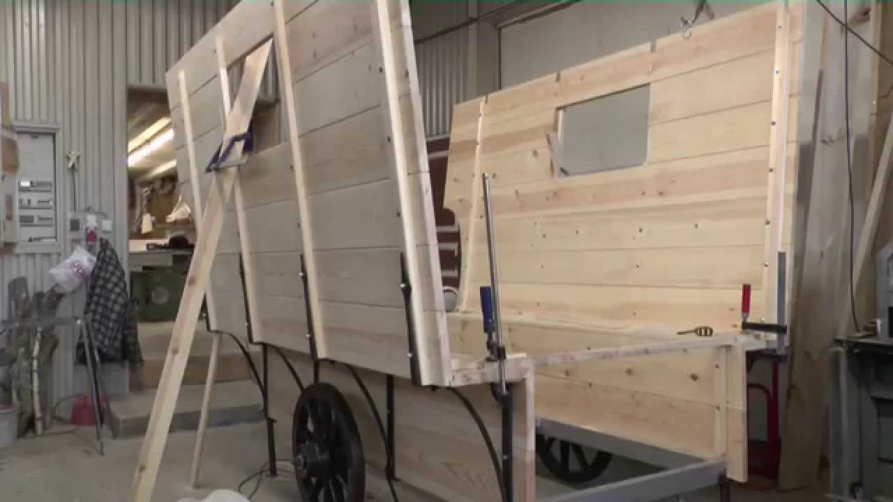 mobile sauna sch ferwagen selbstgebaut part 3 youtube. Black Bedroom Furniture Sets. Home Design Ideas