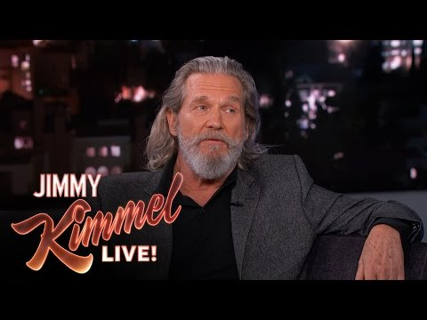 Jeff Bridges on His Band and White Russians