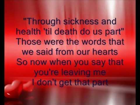 Mary J Blige - Not Gon' Cry Lyrics