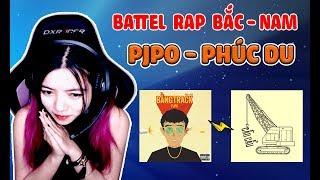 "Đại Chiến Bắc - Nam   PJPO - ""BẰNG TRACK"" (PROD. BY LIL CE) vs CẦN CẨU - PHÚC DU"