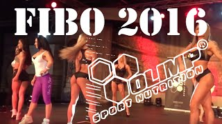Olimp Sport Nutrition FIBO 2016