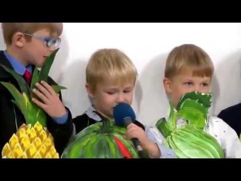 Декларация стихов - мл. детская группа - Церковь