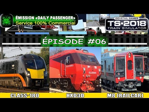 "[LCDG-TV France] Emission ""Daily Passenger"" #6"
