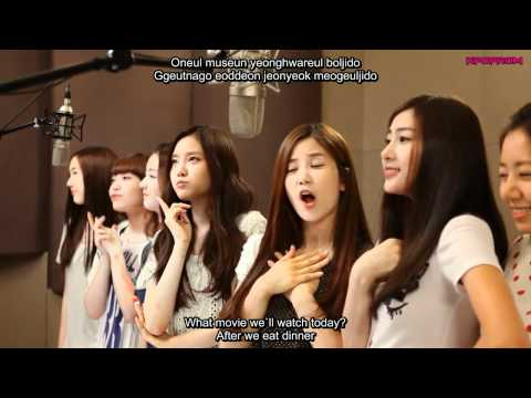 A pink - It Girl Mv Eng Sub & Romanization Lyrics