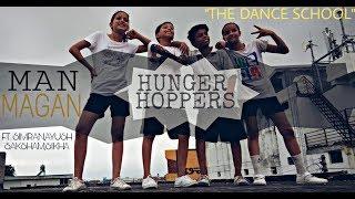 MAN MAGAN||DEEPAK BAJRACHARYA||DANCE CHOREOGRAPHY-SURAJ RAUTHAN||HUNGER HOPPERS