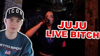 Juju - Live Bitch (prod. Krutsch) [Official Video] REACTION/ANALYSE