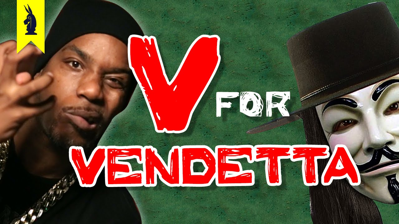 V for Vendetta - Thug Notes Summary and Analysis