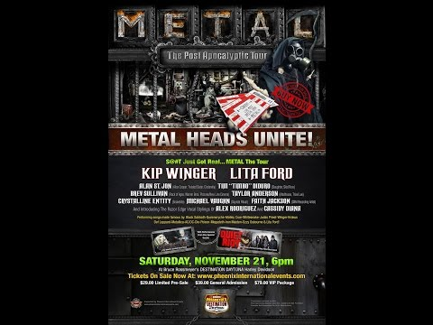 METAL - Ticket Promo