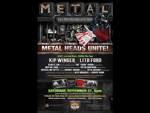 METAL - Ticket Promo