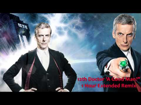 Doctor Who: Series 8 OST - 'A Good Man?' - 1 Hour Extended Remix