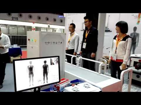 Full body x-ray screening system BX200D
