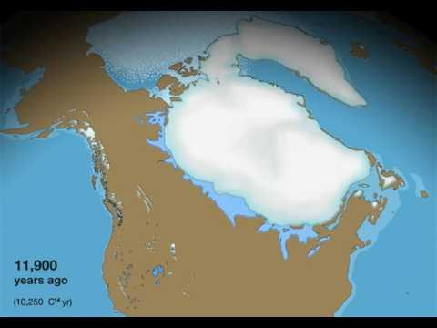 Glacier Cycles in North America