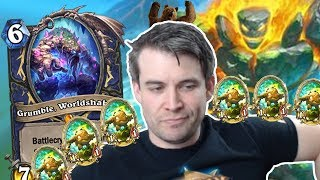 (Hearthstone) Grumble and Friends