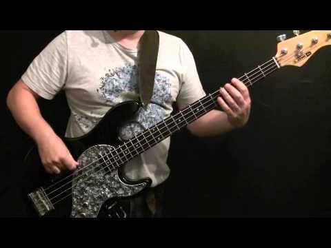 How To Play Bass Guitar To I Get Around - Beach Boys