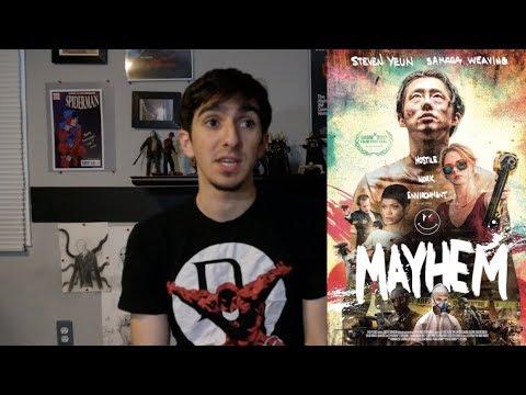 Brooklyn Horror Film Fest: Mayhem (2017) REVIEW streaming vf