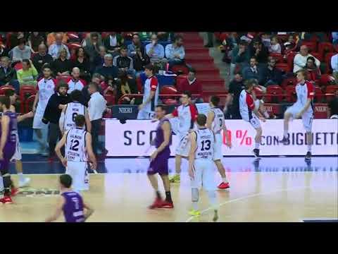 LNP Serie B 17 18 Girone A Montecatini vs Fiorentina Basket