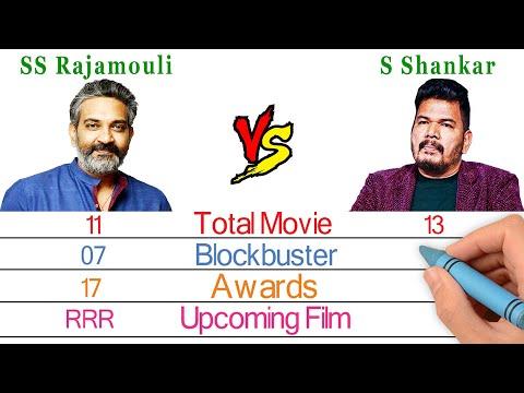 SS Rajamouli Vs S Shankar - Indian Director Comparison - Bio2oons