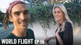 BACK TOGETHER AFTER 2 YEARS! - World Flight Episode 56
