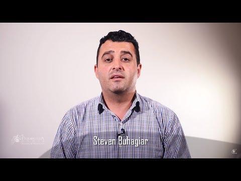 Steven Buhagiar - Parousia Media Endorsement