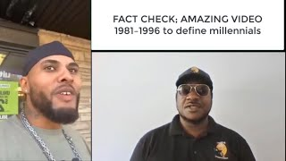 Must Watch!!!! Young Black Man Speaks About Trump And Biden THIS VIDEO INCLUDES FACT CHECKS