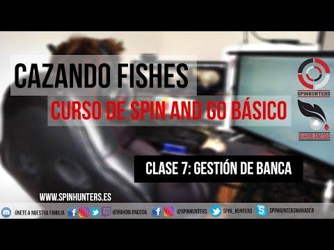 Gestión de banca para SPIN AND GO ⚠️ NO JUEGUES sin ver este video  🐟🐟  CURSO BÁSICO