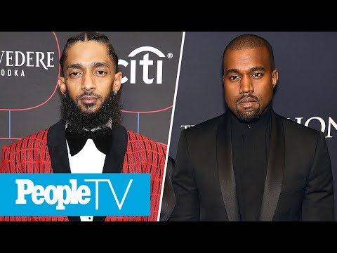 Nipsey Hussle Killed In Shooting: Reports Kanye Confirms Coachella Appearance  PeopleTV