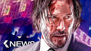 John Wick 4, Planet Of The Apes, Metal Gear Solid... KinoCheck News
