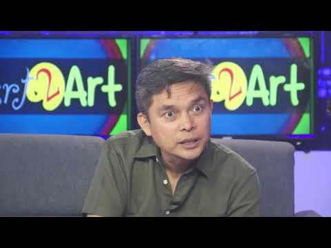 Philippine High School for the Arts - July 16, 2017 Ar2art Episode