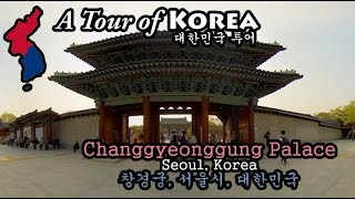 Tour of Korea - Changgyeonggung Palace, Seoul [360 Video]