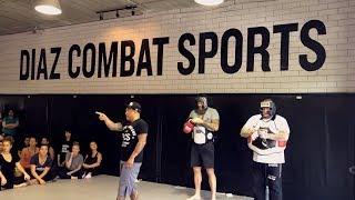 Diaz Combat Sport - Self Defense Seminar - Promo Video