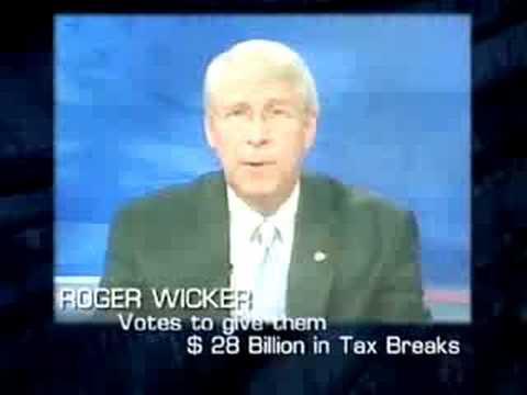 Roger Wicker: Pain