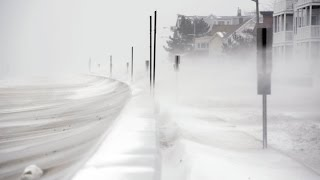 Blizzard Trade: Natural Gas, Oil and Winter Storms