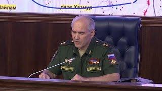 فيديو.. روسيا تعلن وقف إطلاق النار في حلب لمدة ثلاث ساعات يوميا