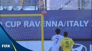 Brazil turn on style to overcome Japanese