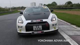 yokohama a08b test drive in china gic