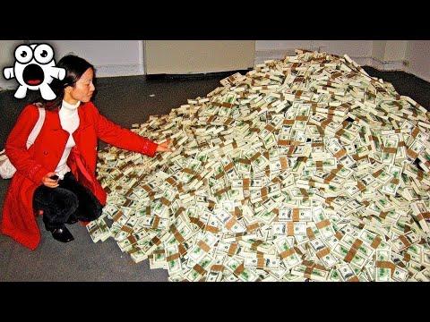 $190 Миллионов За Два Часа: Люди, Которые Быстро Разбогатели