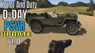 Honor And Duty - D-DAY: V1.10 | HUGE UPDATE!!!!