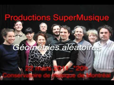 Le Vivier — Concert — Mars 2011