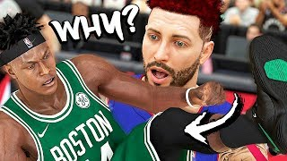 THE CELTICS TRADED HAYWARD FOR MYLES TURNER?! - NBA 2K19 MyCAREER #119