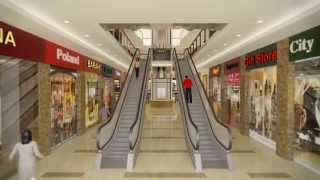 3D Architectural Visualization - Kalpana Mall