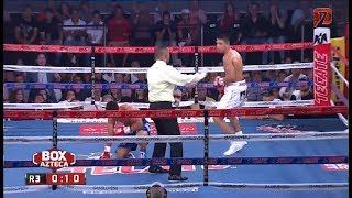 Jaime Munguia Greatest Knockouts - (New Mexican CHAMPION)