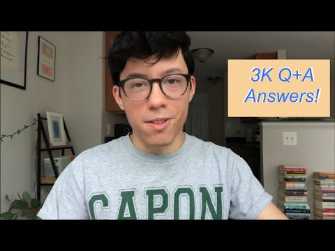 3k Q+A! | Publishing, Writing, Gay Things, Ferrante Fervor, Etc
