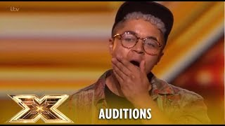 Felix Shepherd: 20 Year Old Moves Judges With His Audition! | The X Factor UK 2018