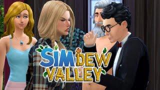 The Sims 4 SimDew Valley Challenge#2 - Poznajemy mieszkańców Doliny Stardew i ich historie!