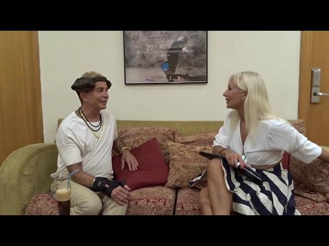 Λάκης Γαβαλάς - Το Κλουβί με τις Τρελές - Συνέντευξη StellasView.gr