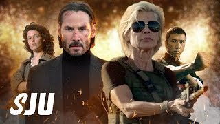 Download John Wick, Terminator, & The Future of Action Movies | SJU Mp3 and Videos