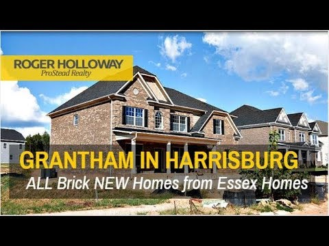 Harrisburg Nc New All Brick Essex Homes For Sale Near Charlotte